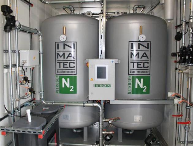 Inmatec氮氣機 4