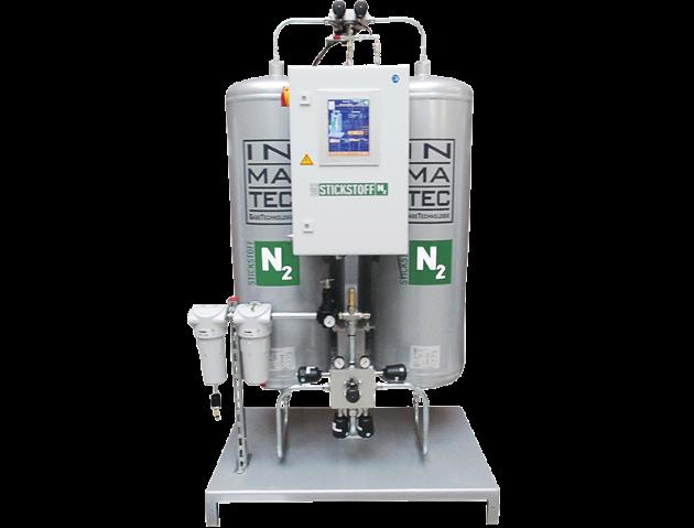 Inmatec氮氣機 2